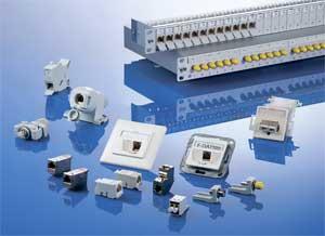 проектирование и монтаж структурированных кабельных систем